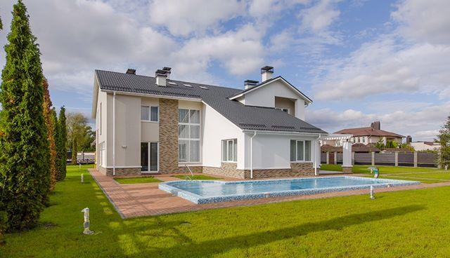 Дом в коттеджном городке «Днiпрова Хвиля»