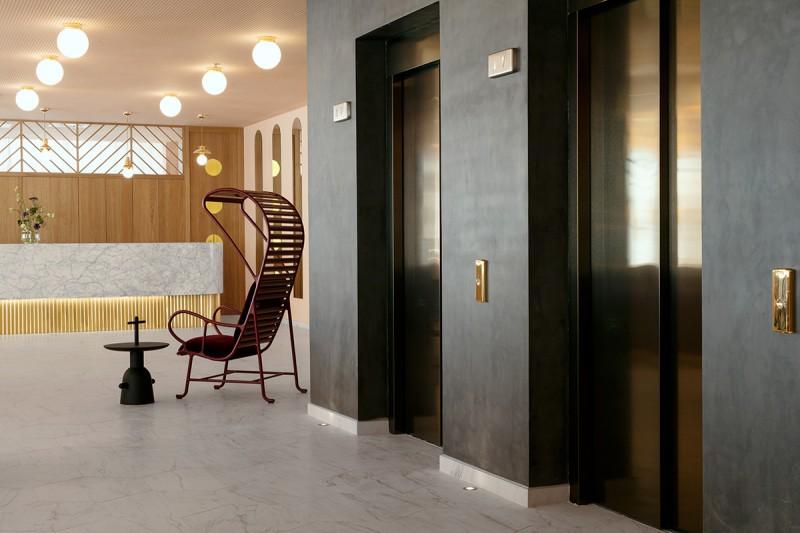 Jaime Hayon оформил отель Barceló Torre Madrid