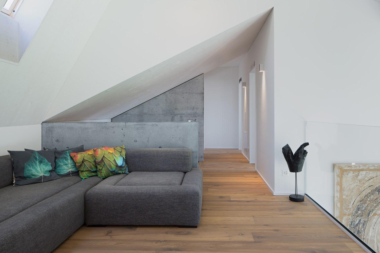 Швейцарский дом в простых формах Swiss Simplicity