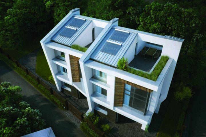 Экологичный семейный дом в Киеве — 3E-house.net
