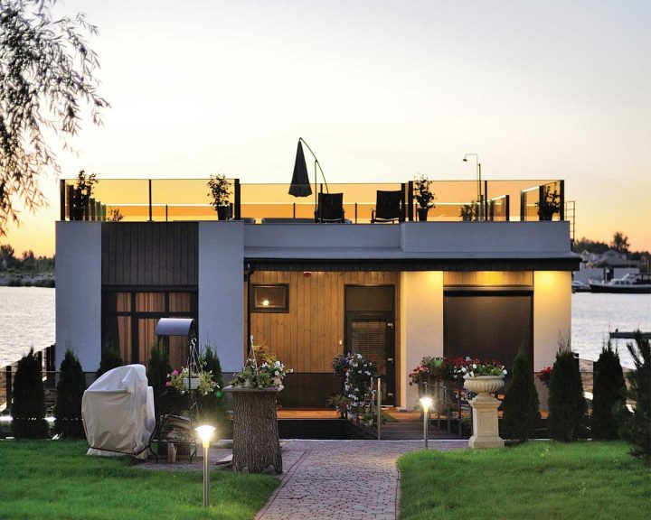 Дома на плаву, Riviera Zoloche