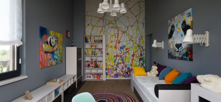 QDRO-terraced house – Детская 1