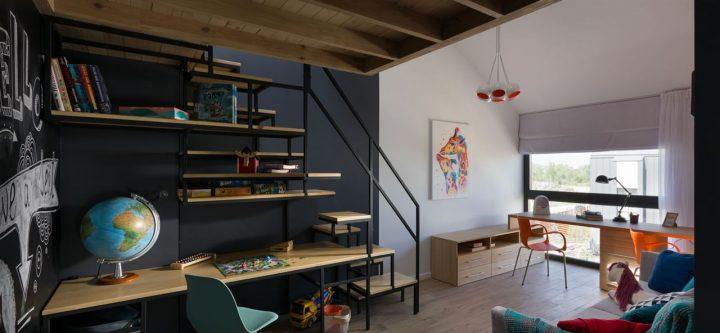 QDRO-terraced house – Детская 2