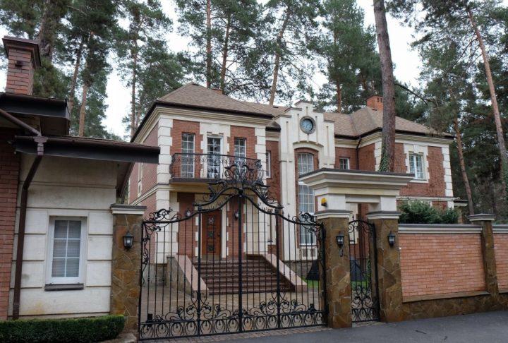 Английское поместье под Киевом