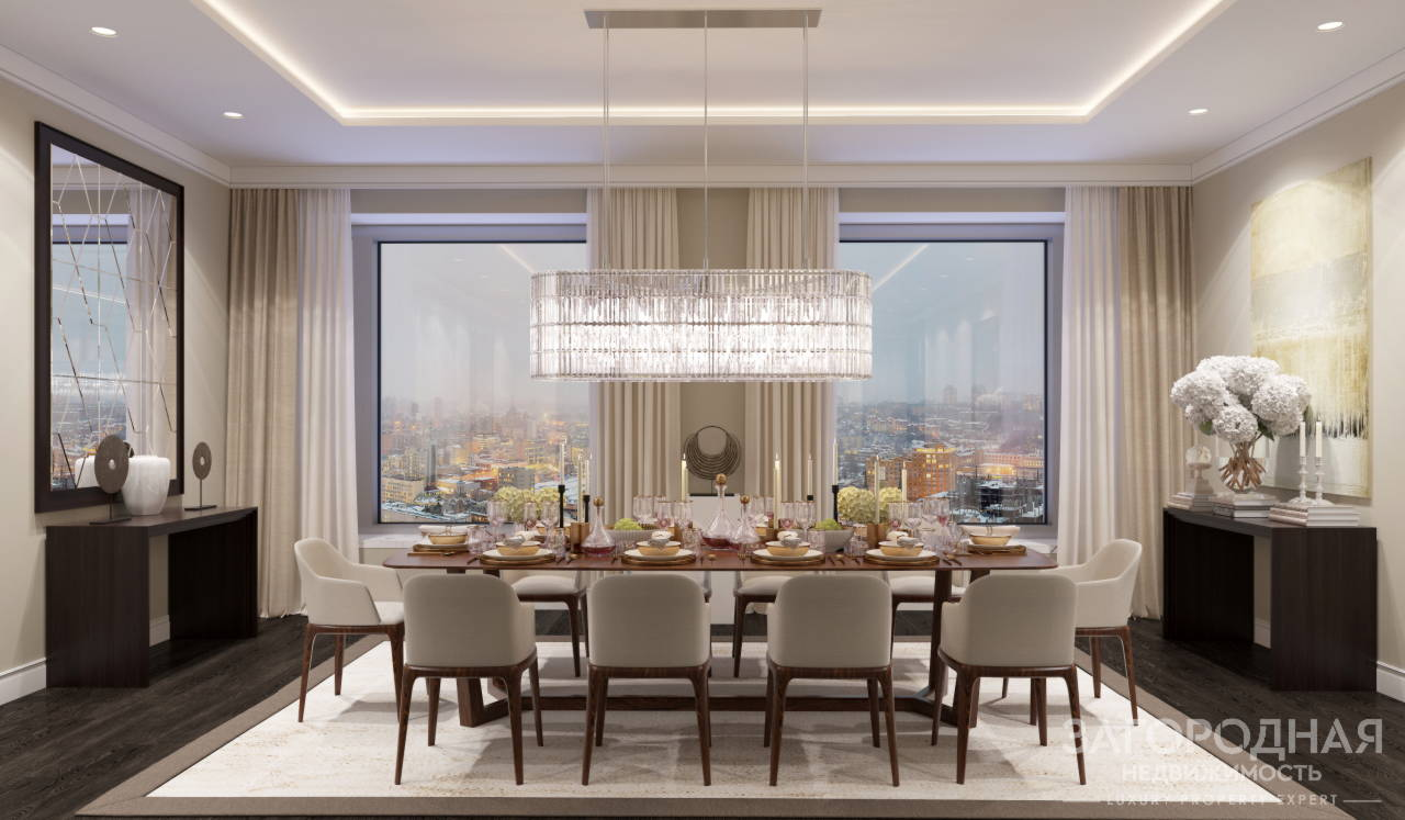 Metropole — апартаменты и офисы премиум-класса