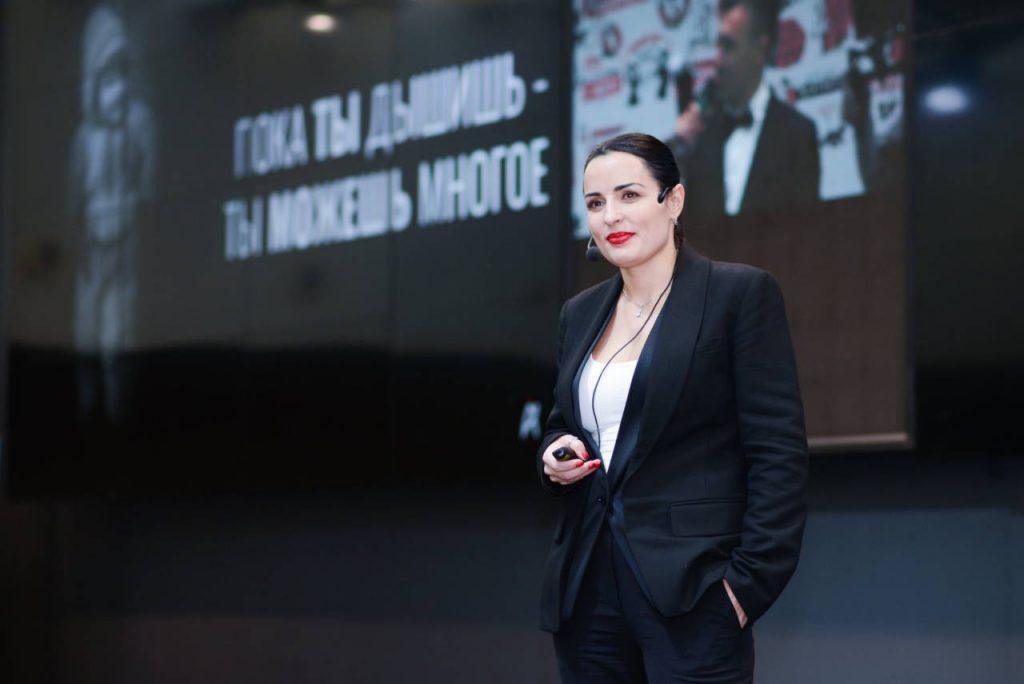 Алена Жупикова: Будь результатом своих решений, а не обстоятельств!