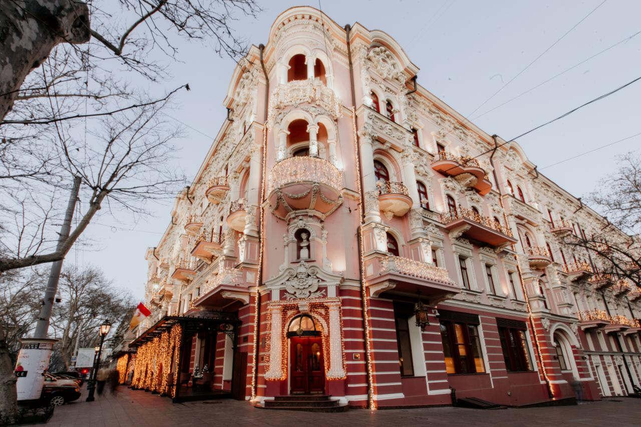 Знаменитый одесский гранд-отель «Bristol Hotel» празднует 120-летие