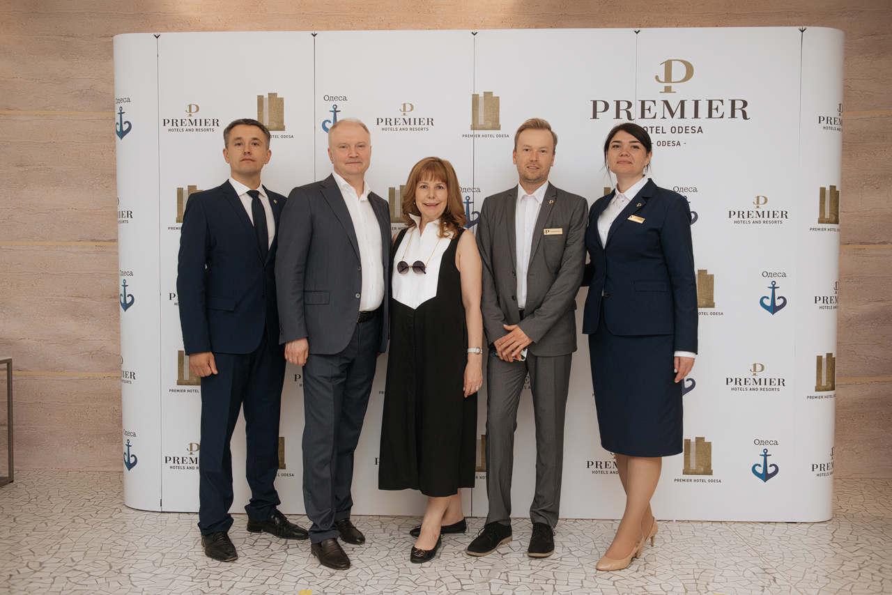 Відкриття-презентація Premier Hotel Odesa