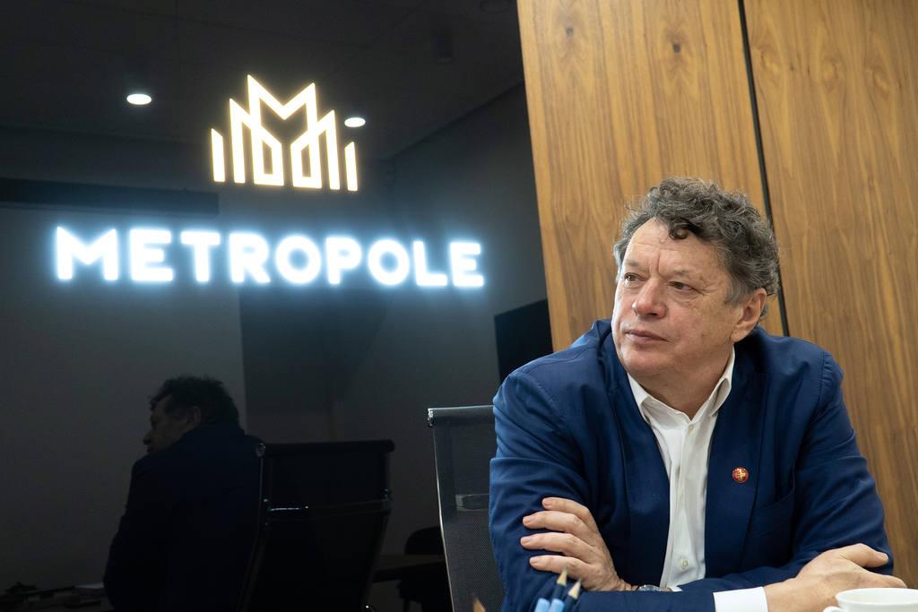 Александр Глимбовский Метрополь Metropole