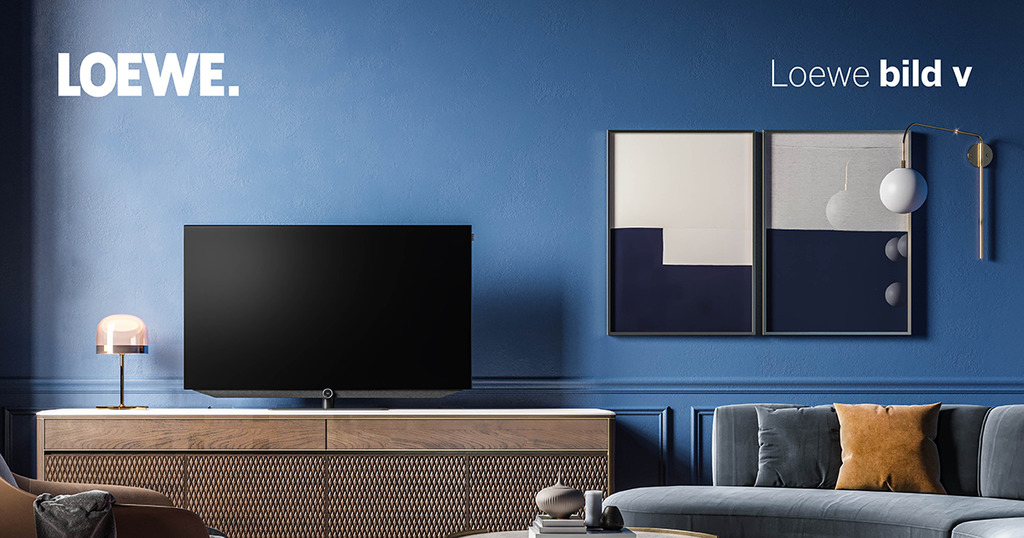 Телевизор Loewe bild S 77